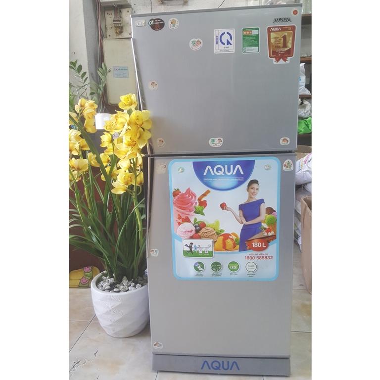 Tủ lạnh Aqua AQR-S185BN(SN) 165 lít