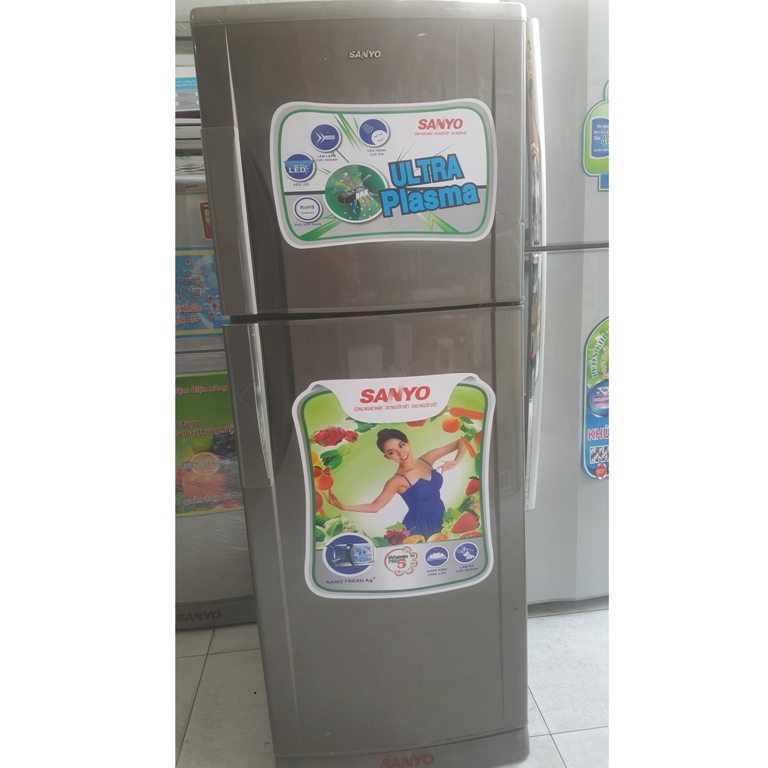 Tủ lạnh Sanyo SR-U19FN 186 lít