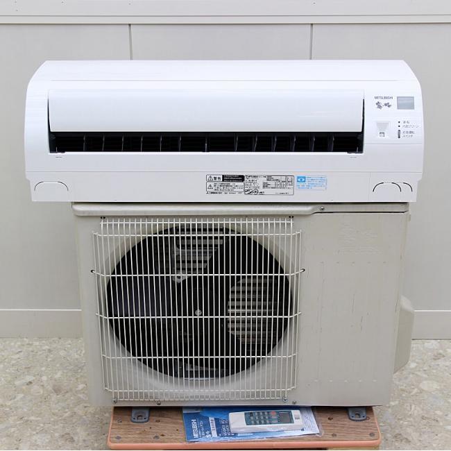 Máy lạnh Mitsubishi Inverter MSZ-GM224-W 1HP (2014)