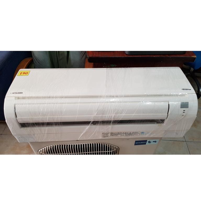Máy lạnh Mitsubishi Inverter MSZ-GV250-W 1HP (2010)