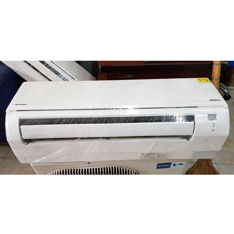Máy lạnh Mitsubishi Inverter MSZ-SV228-W 1HP (2008)