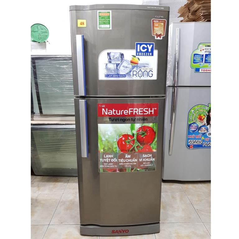 Tủ lạnh Sanyo SR-U25JN 245 lít
