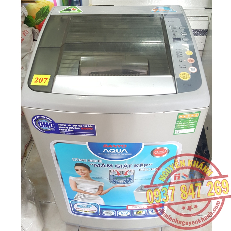 Máy giặt Sanyo ASW-F100AT 7kg