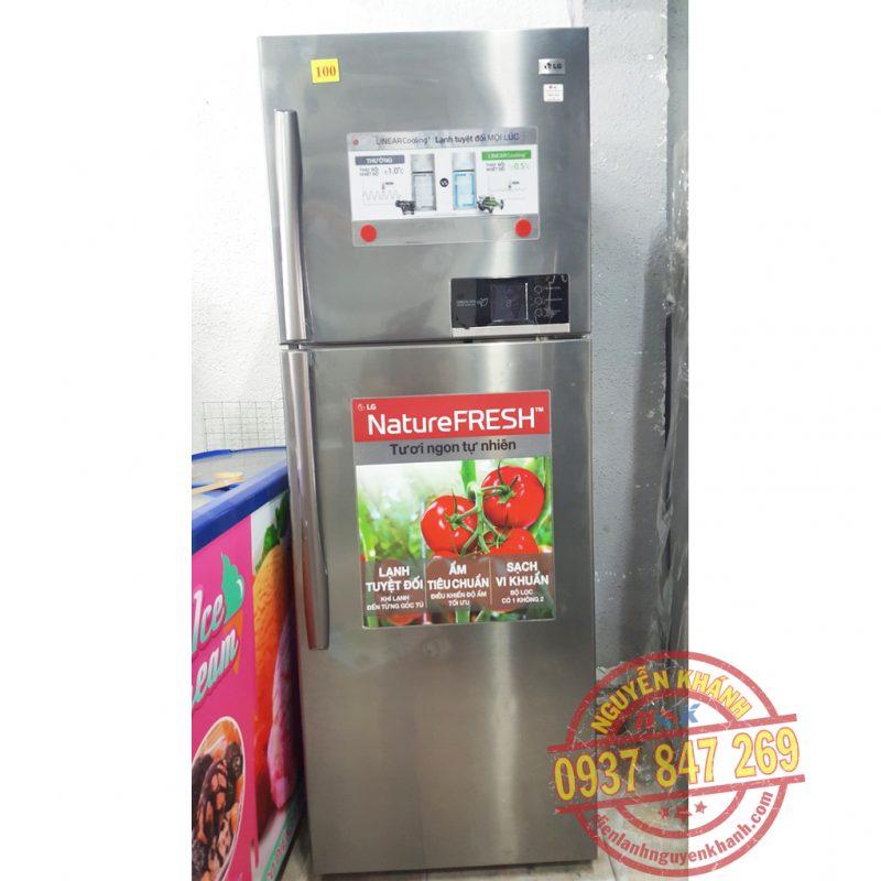 Tủ lạnh LG GR-M402S 337 lít