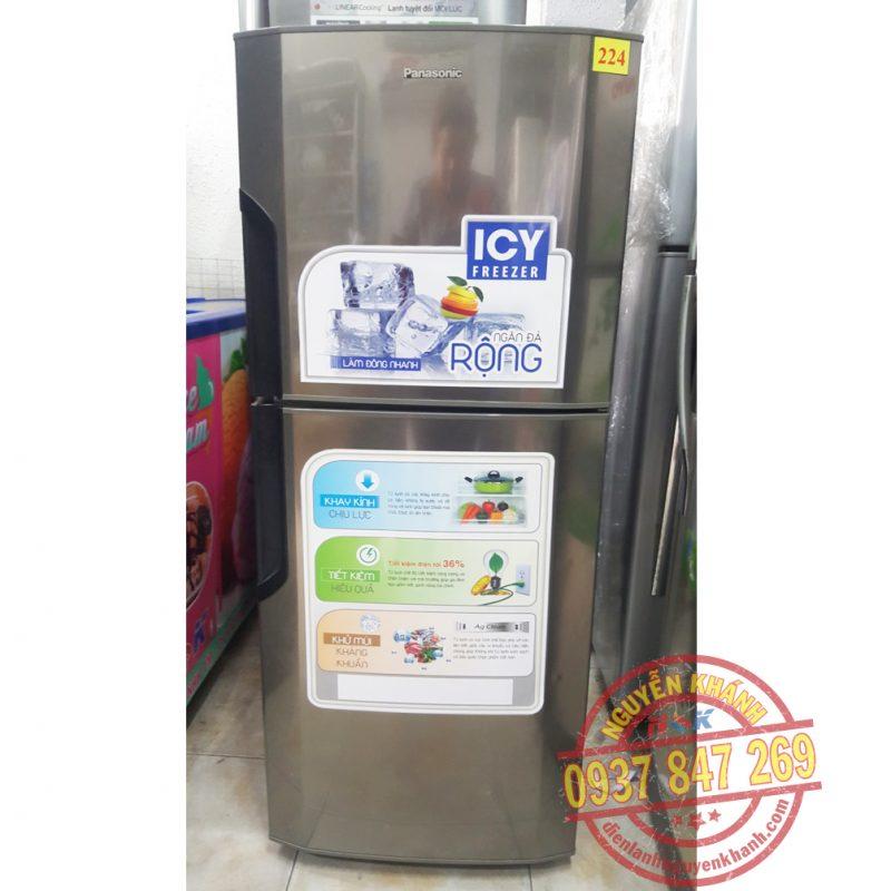 Tủ lạnh Panasonic NR-BJ187MSVN 167 lít