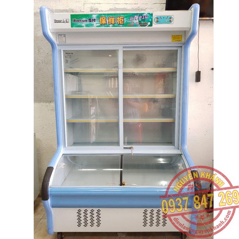 Tủ đông – mát Xuecuns HY-1200C 580 lít