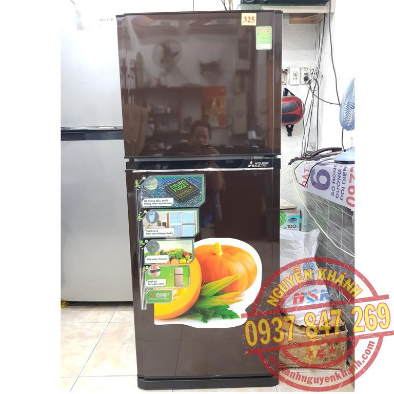 Tủ lạnh Mitsubishi Electric MR-FV24EM-BR-V 206 lít