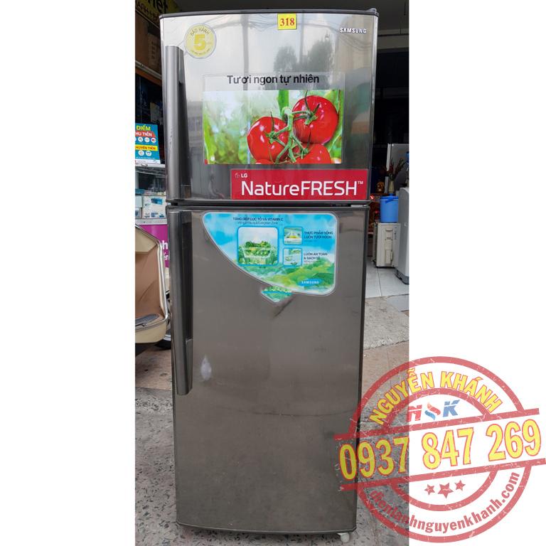 Tủ lạnh Samsung RT34SD1S2LSXV 290 lít