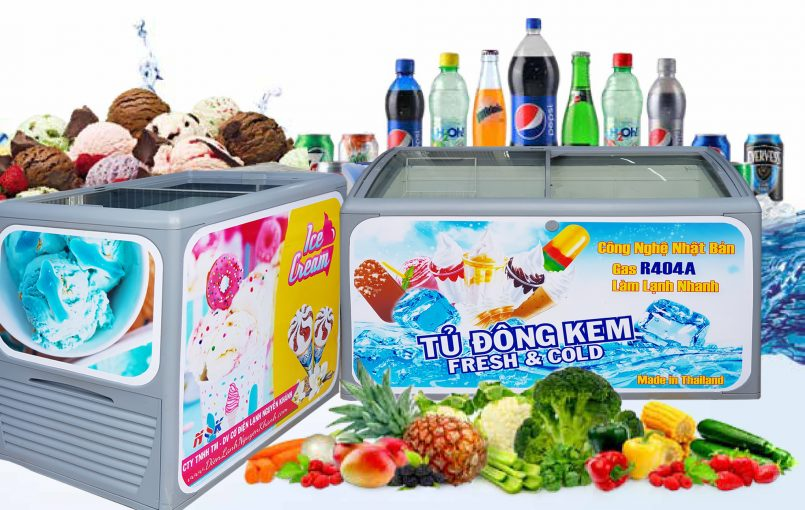 Tủ đông trưng bày kem là sản phẩm được nhiều người lựa chọn sử dụng bảo quản kem nói riêng và bảo quản thực phẩm nói chung. Nhưng nên lựa chọn tủ đông trưng bày kem như thế nào cho tốt là điều mà nhiều người quan tâm.