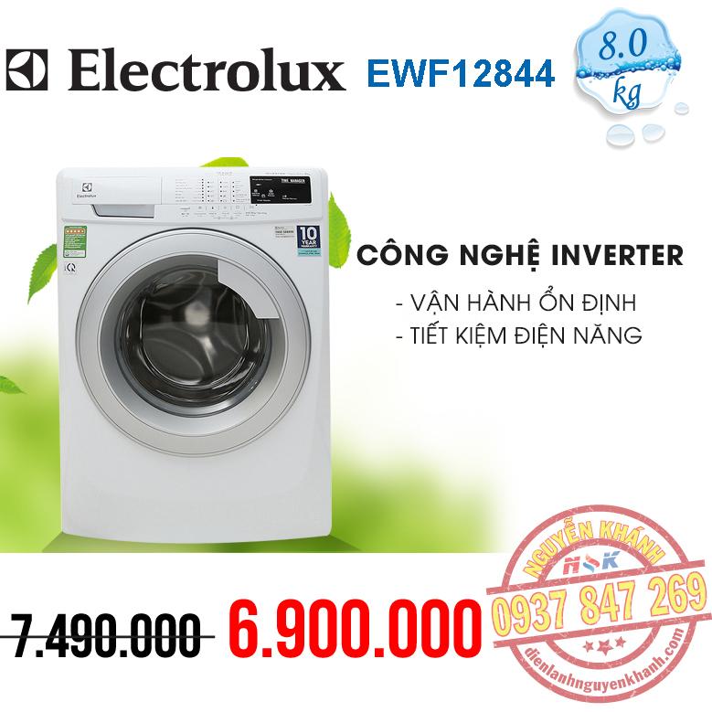 Máy giặt Electrolux Inverter EWF12844 8kg