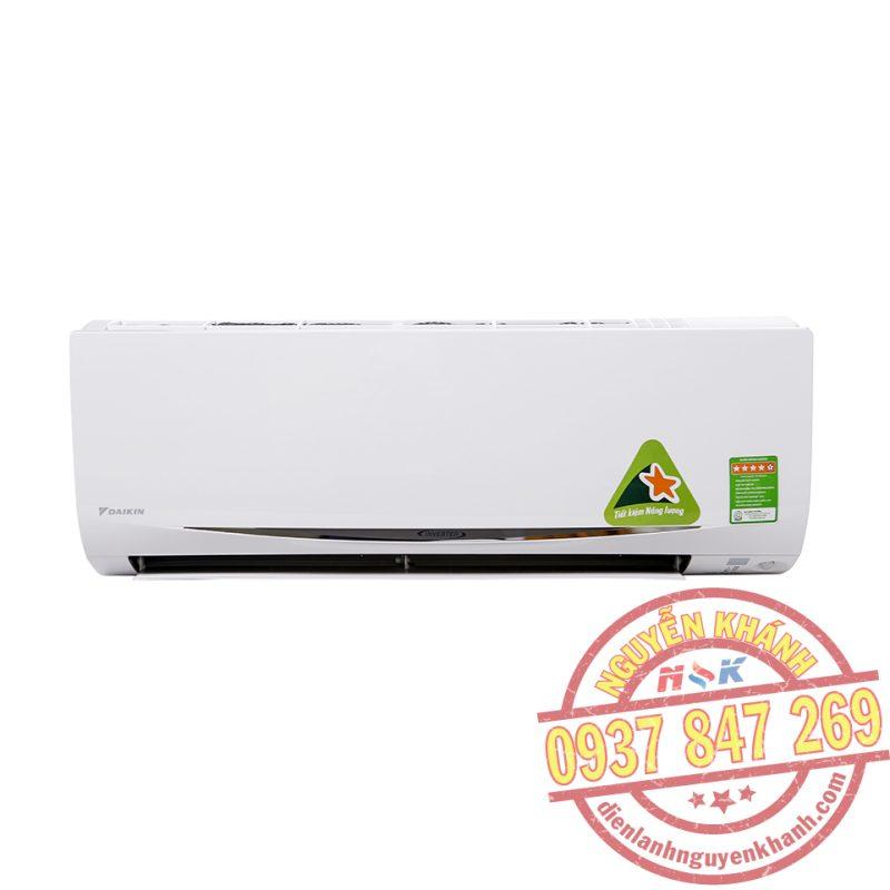 Máy lạnh Daikin Inverter FTKC25RVMV 1HP
