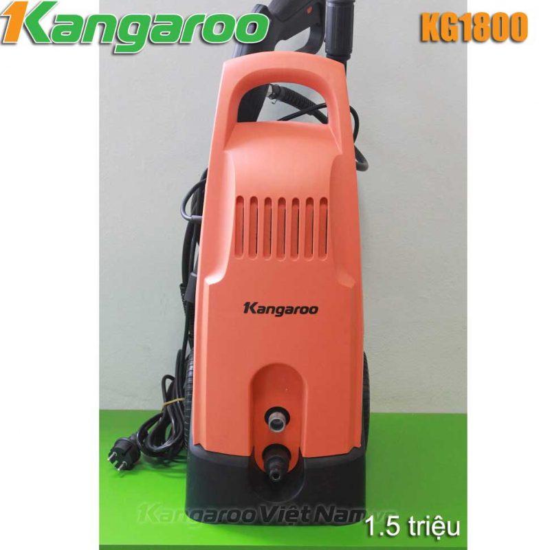 Xịt rửa cao áp Kangaroo KG1800