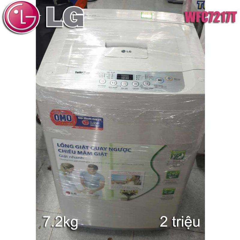 Máy giặt LG WF-C7217T 7.2kg