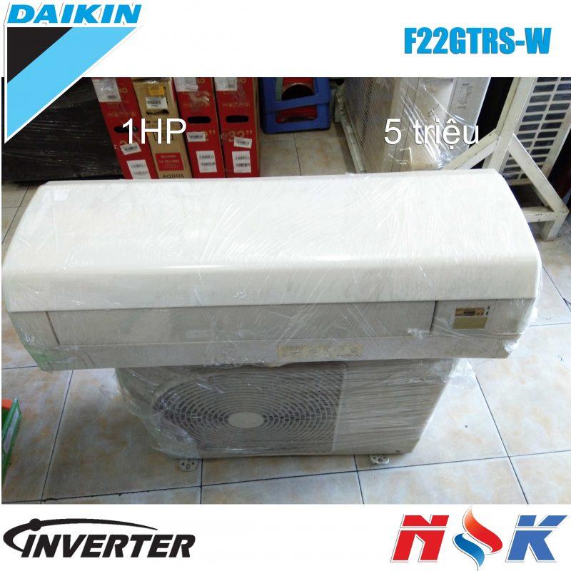 Máy lạnh Daikin Inverter F22GTRS-W 1HP
