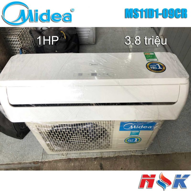 Máy lạnh Media MS11D1-09CR 1HP