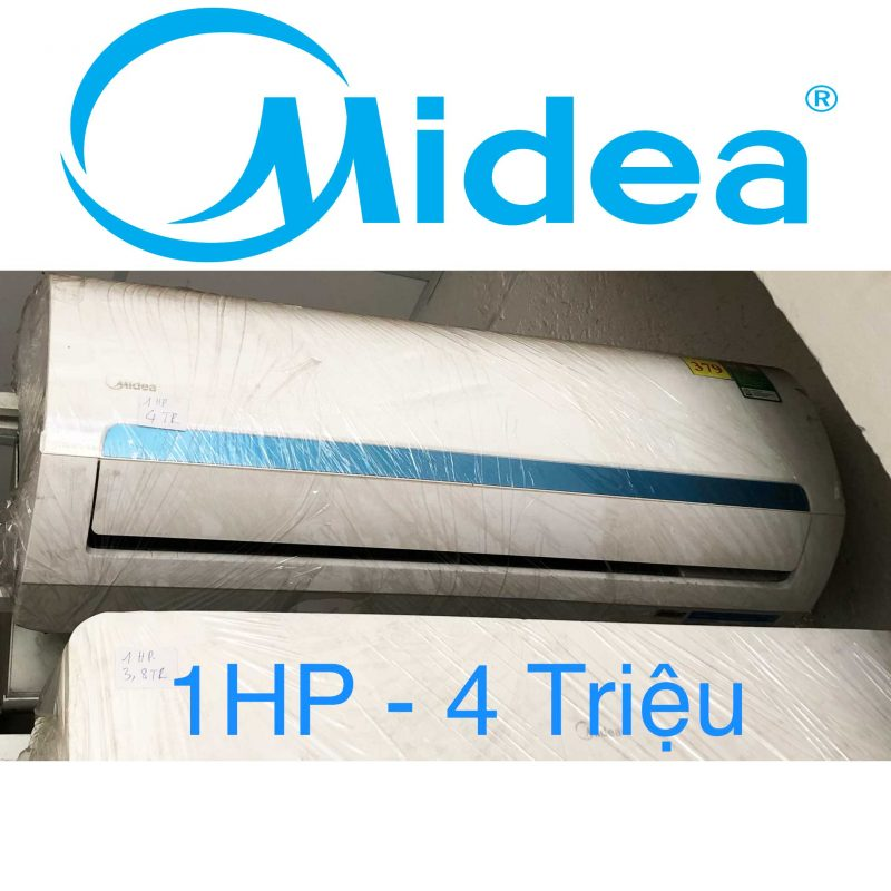 Máy lạnh Media MSMA1-09CR 1HP