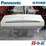 Máy lạnh Panasonic CU/CS-CS-PC12KKH 1.5HP