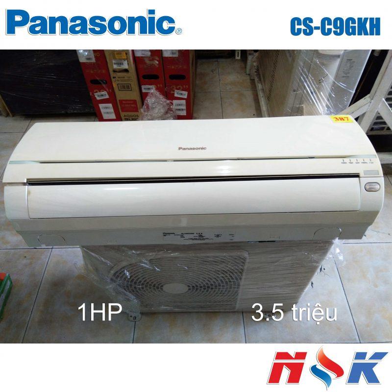 Máy lạnh Panasonic CS-C9GKH 1HP