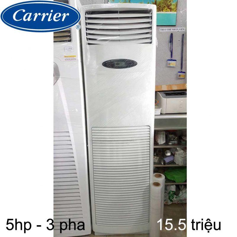 Máy lạnh tủ đứng Carrier 5HP