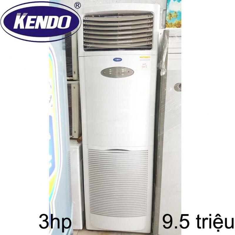 Máy lạnh tủ đứng Kendo 3HP