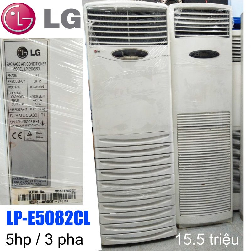 Máy lạnh tủ đứng LG LP-E5082CL 5HP