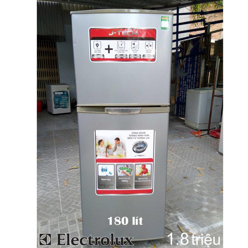 Tủ lạnh Electrolux không đóng tuyết 180 lít