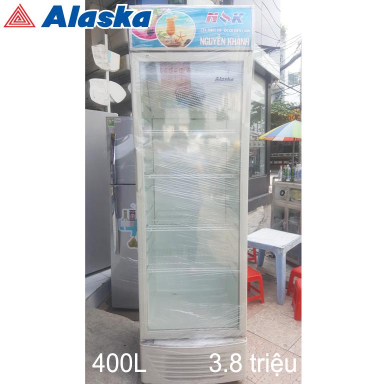 Tủ mát Alaska 400 lít