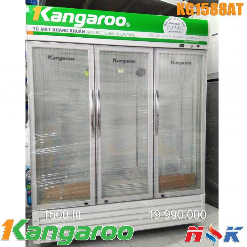 Tủ mát kháng khuẩn Kangaroo KG1500AT 1500 lít
