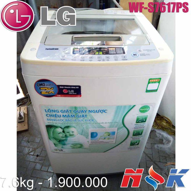 Máy giặt LG WF-S7617PS 7.6kg