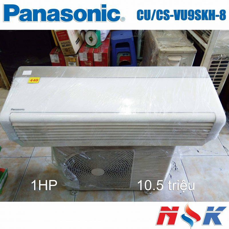 Máy lạnh Panasonic CU/CS-VU9SKH-8 1HP