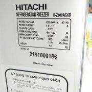 Tủ lạnh Hitachi R-Z400AG6D 330 lít