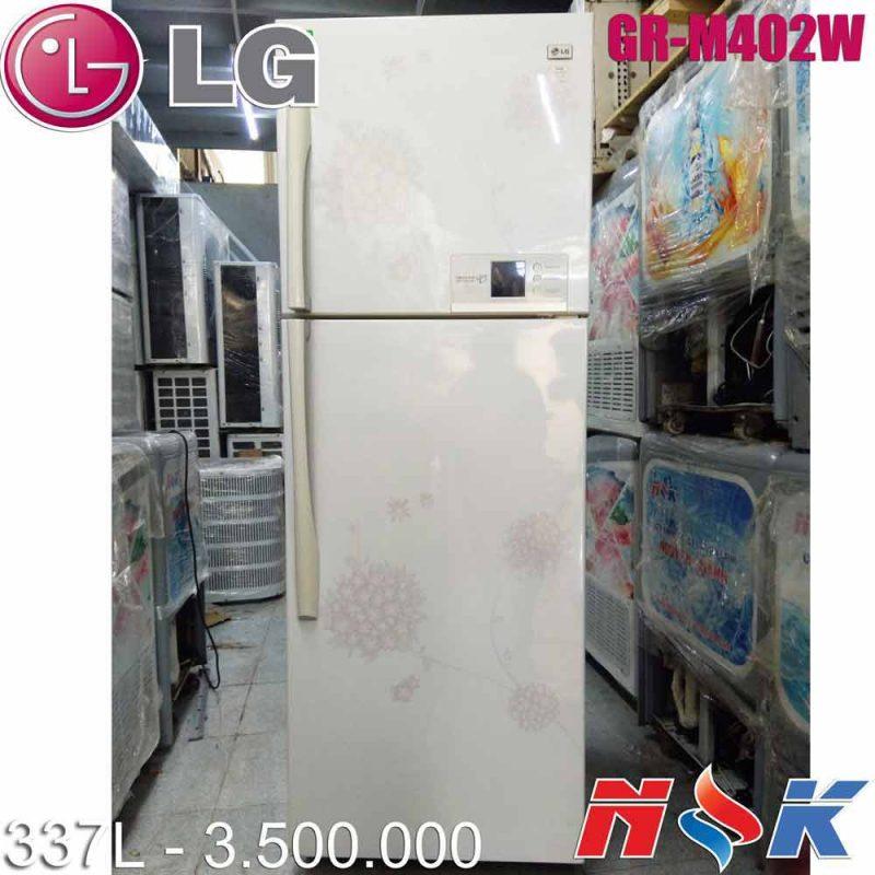 Tủ lạnh LG GR-M402W 337 lít
