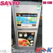 Tủ lạnh Sanyo SR-11JN 110 lít