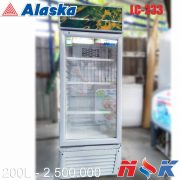 Tủ mát Alaksa LC-233 200 lít