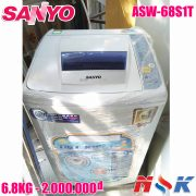 Máy giặt Sanyo ASW-68S1T 6.8kg