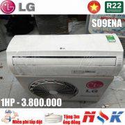 Máy lạnh LG S09ENA 1HP