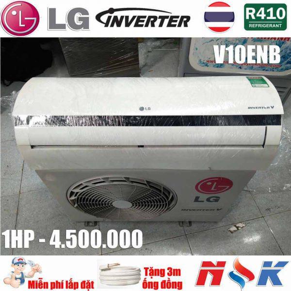 Máy lạnh LG Inverter V10ENB 1HP