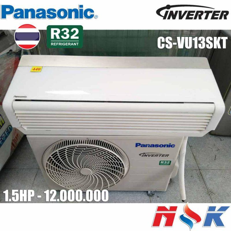Máy lạnh Panasonic Inverter CS-VU13SKT 1.5HP