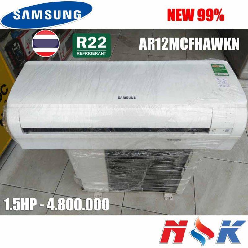 Máy lạnh Samsung AR12MCFHAWKN 1.5HP