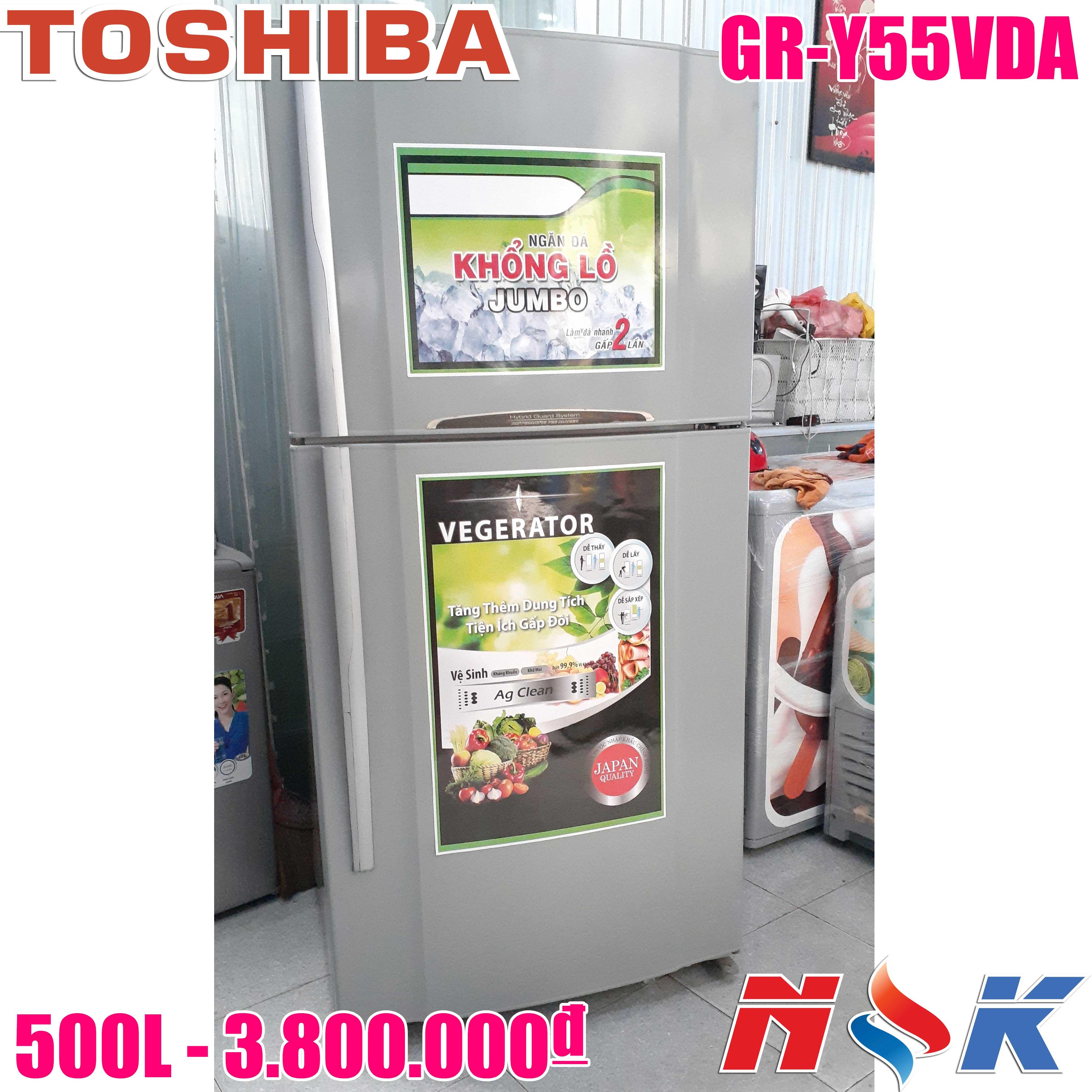 Tủ Lạnh Toshiba, Sanyo, Samsung, Panasonic... Mới & Cũ Giá Rẻ !!! - 12