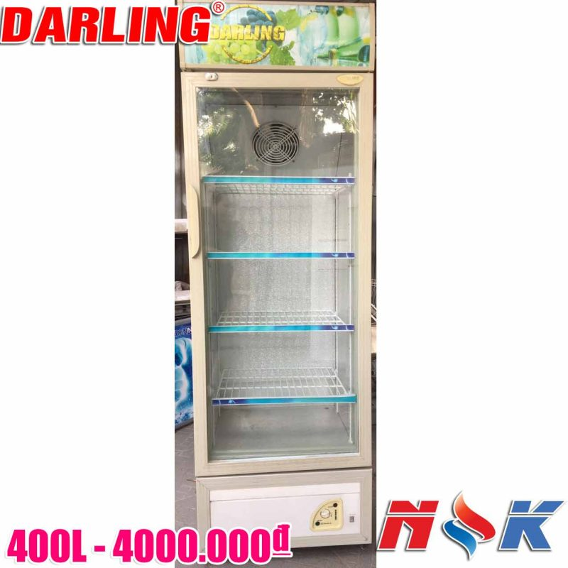 Tủ mát Darling 400 lít