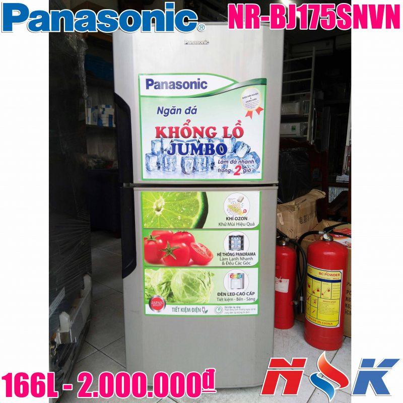 Tủ lạnh Panasonic NR-BJ175SNVN 152 lít