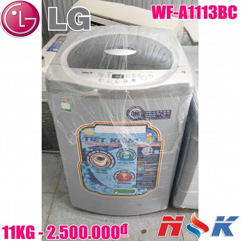 Máy giặt LG WF-A1113BC 11kg