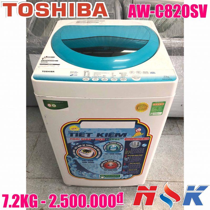 Máy giặt Toshiba AW-C820SV 7.2kg