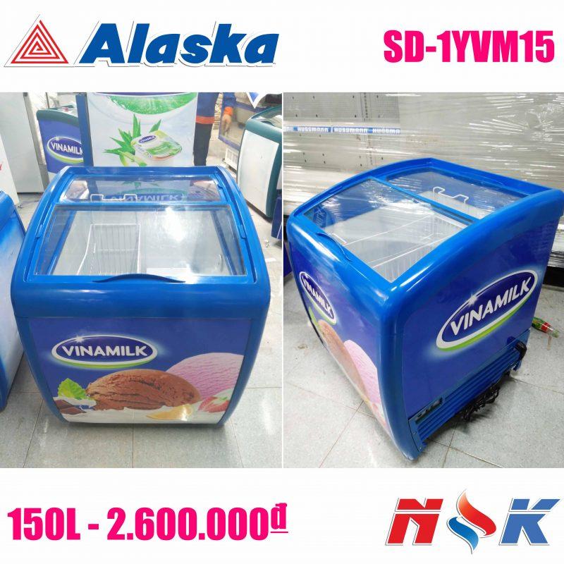 Tủ đông kem Vinamilk 150 lít