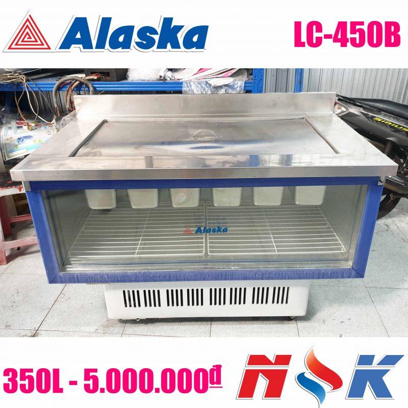 Tủ mát nằm ngang Alaska LC-450B 450 lít