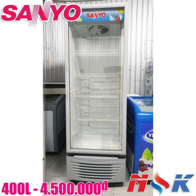 Tủ mát cũ Sanyo 400 lít