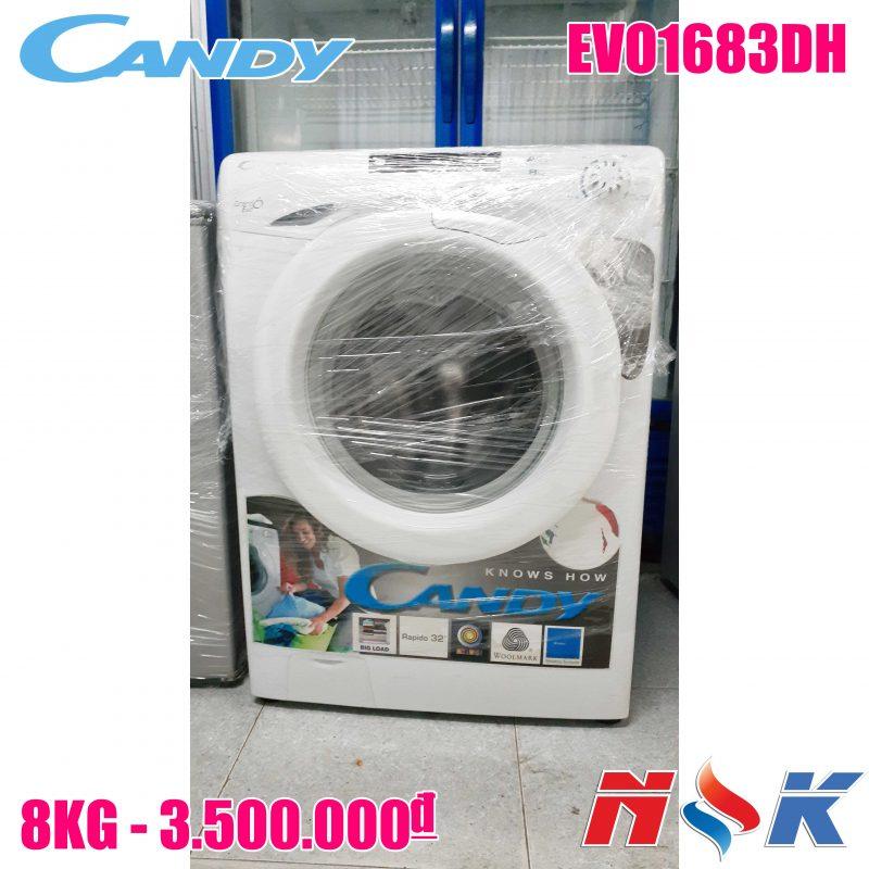 Máy giặt cửa ngang EVO1683DH 8kg