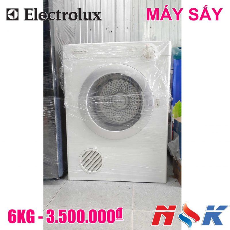 Máy sấy quần áo Electrolux 6kg