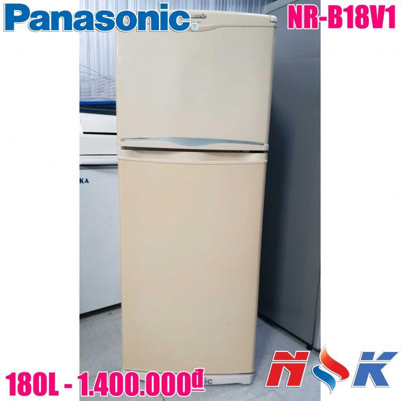 Tủ lạnh Panasonic NR-B18V1 180 lít